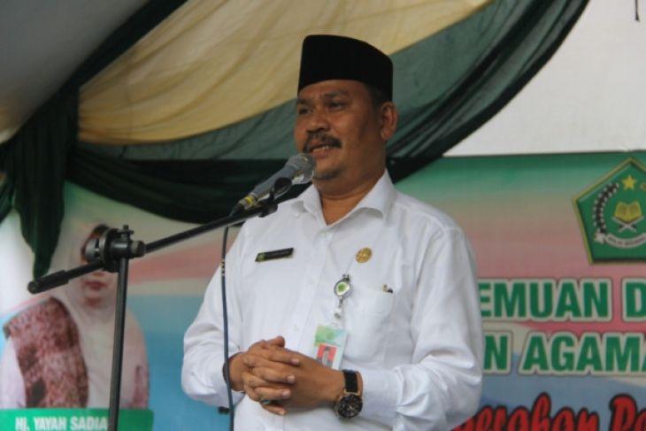Kloter Pertama Calhaj Banten Berangkat 17 Juli