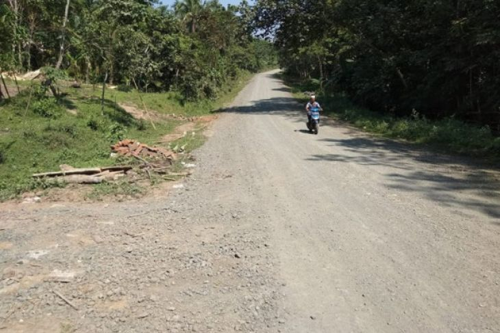 Pemkab Lebak Benahi Infrastruktur Bebaskan Ketertinggalan