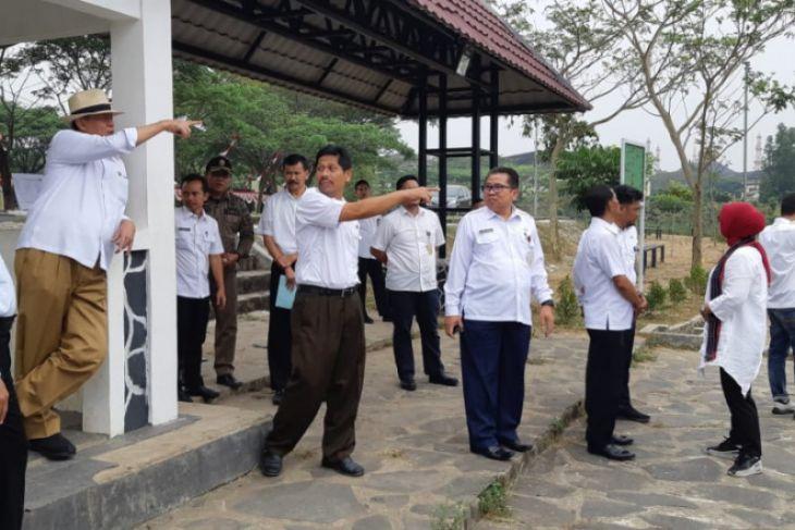 Gubernur Banten Minta Optimalkan Penataan Pusat Pemerintahan
