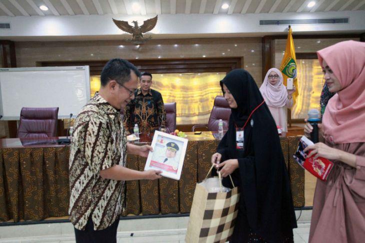 Serikat Saudagar Nasional Tangerang Kerja Sama Kembangkan UMKM