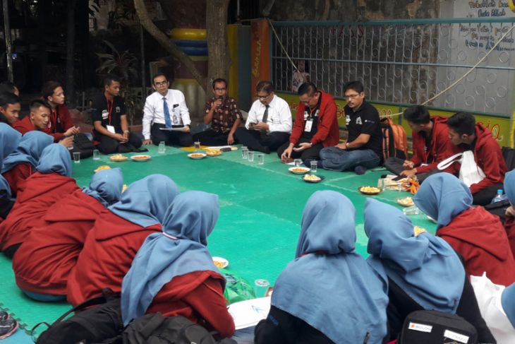 BUMN Hadir - 22 Peserta SMN Kalsel Tiba Di Banten