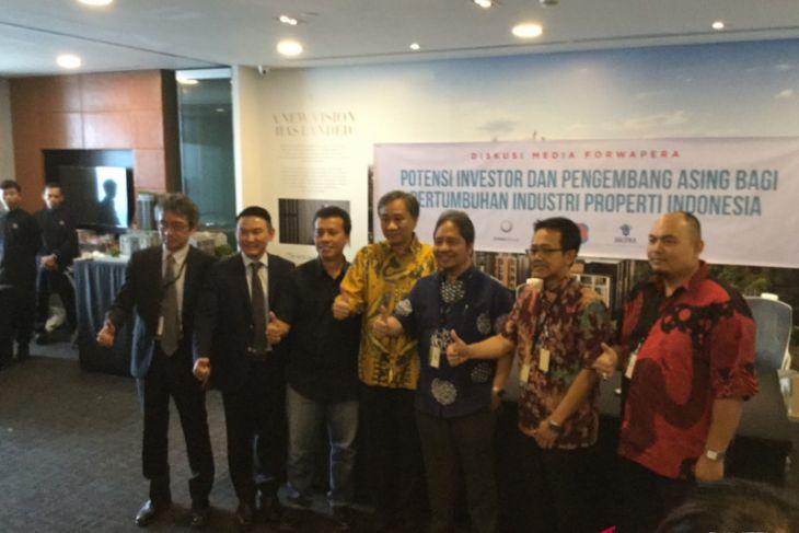 Realisasi Investasi Sub Sektor Properti Mengalami Kenaikan