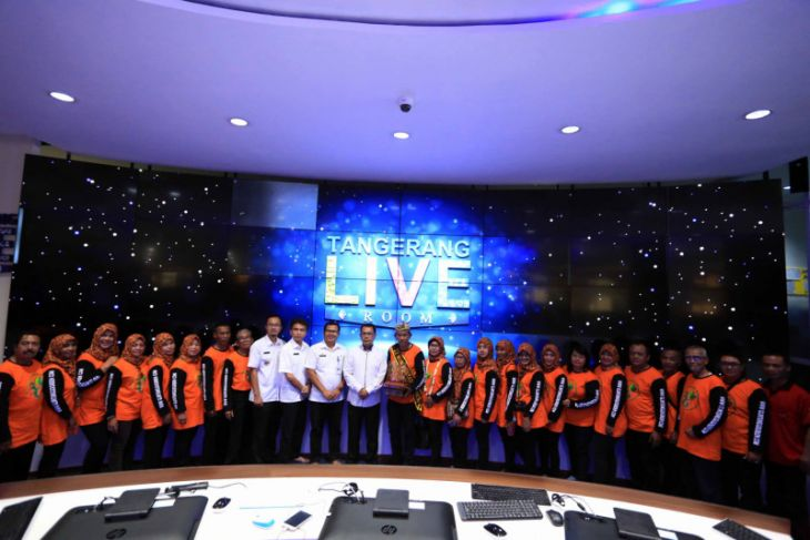 Peraih Kalpataru KLHK Kunjungi Kota Tangerang