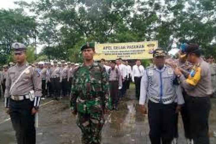 Polres Lebak Siagakan 413 Personel Hadapi Pemilu