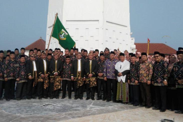 HUT Banten 18 Tahun Momentum Menuju Perubahan