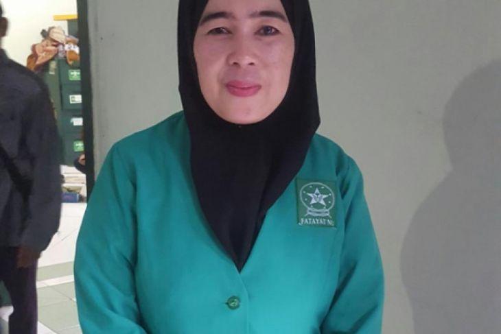 Fatayat Lebak Dukung Pasangan Jokowi-KH Ma'ruf