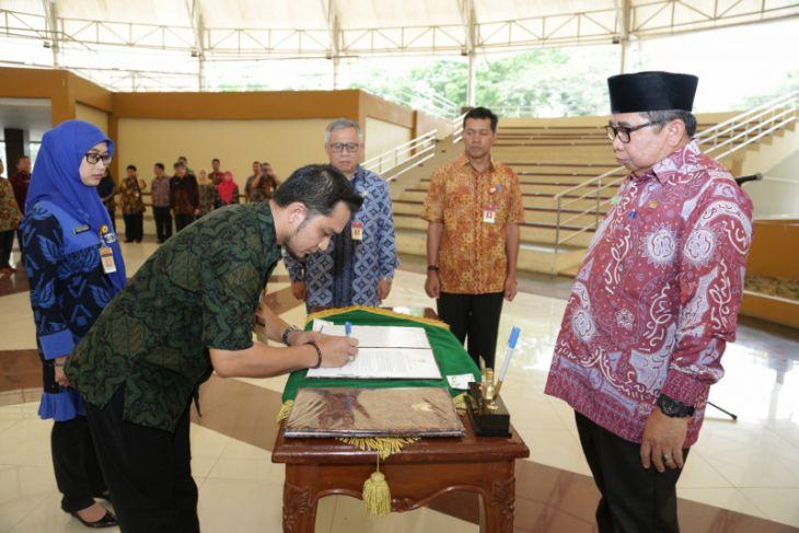 40 Pejabat  Fungsional  Pemprov Banten Dilantik