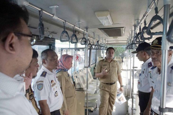 Rencana Induk Transportasi Kota Tangerang Atasi Kemacetan