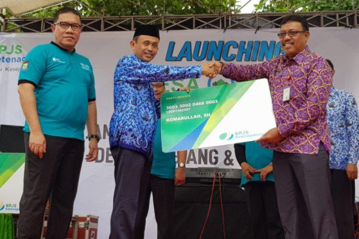 BPJS-TK Cikupa Launching