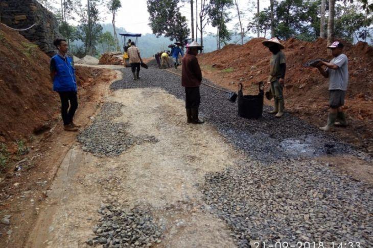 DPUPR Banten Targetkan Jalan Lebak Rampung 2020