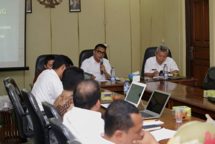 Wakil Bupati Pandeglang Kecewa Rencana Aksi Inovasi Daerah Minim Peserta