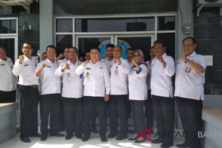 BNN Provinsi Banten Samakan Persepsi Pelaksanaan P4GN Di Daerah