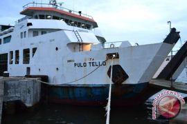 KMP Pulo Tello Bisa Angkut Barang Curah