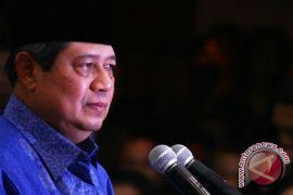 SBY suarakan dukungan terhadap Jokowi di Bali