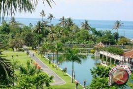 Pemkot Bengkulu bangun taman hijau kota