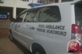 Desa di Mukomuko manfaatkan DD beli ambulans