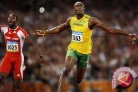 Usain Bolt berlatih dengan tim Liga Australia setelah pensiun dari atletik