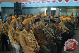 Veteran Bengkulu terharu terima kado hari kemerdekaan