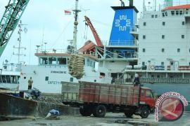 Komoditas Bengkulu diekspor lewat tiga pelabuhan