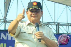 Gerindra siap usung Prabowo calon presiden