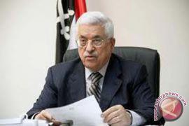 Presiden Palestina Apresiasi Dukungan Indonesia