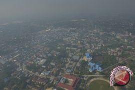 Bandara Pekanbaru rugi Rp1,5 miliar akibat asap
