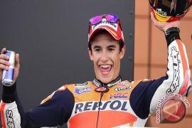 Marc Marquez juarai MotoGP Thailand