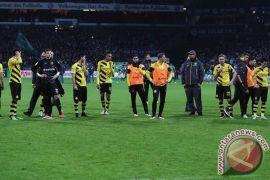 Dortmund terpuruk ke peringkat kedua terbawah