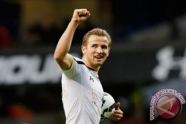 Kane ukir catatan baru saat Spurs tundukkan Cardiff