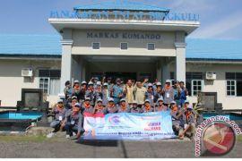 Tim Ekspedisi Nusantara Jaya Menuju Pulau Enggano