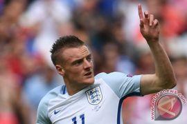 Vardy: Suasana hati tim Inggris seperti saat Leicester jadi juara