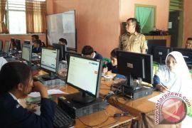 7.144 Pelajar SMK Bengkulu Ikuti Ujian Nasional
