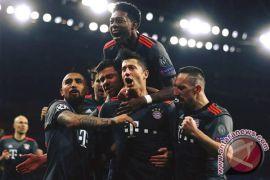 Bayern Pesta Gol Home-Away Atas Arsenal