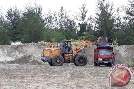 Mukomuko Hentikan Aktivitas Tambang Pasir Rusak Lingkungan