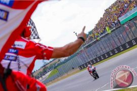 Dovizioso menangi MotoGP San Marino