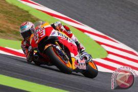 Marquez amankan posisi start terdepan di Malaysia