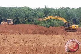 27 hektare lahan belum dicetak jadi sawah