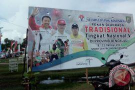 Jabar Juara Umum Pekan Olahraga Tradisional V