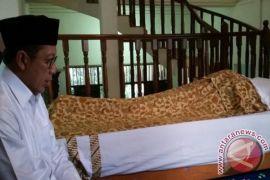 Menag Lukman Hakim Pimpin Tahlil Jenazah Saiful Hadi