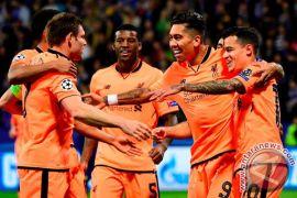 Liverpool Tampil Gemilang, Hajar Maribor 7-0