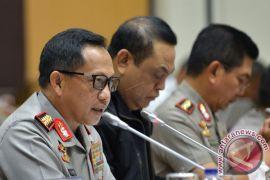 20 persen Polres di Indonesia berkinerja buruk