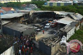 Korban Meninggal Kebakaran Pabrik Kembang Api Bertambah