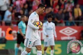 Gol Ronaldo selamatkan Real dari kekalahan