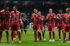 Bayern Melaju Ke Fase Gugur Liga Champions