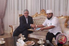 Wali Kota Bengkulu Promosikan Karnaval Batik Ke Kedutaan Iran