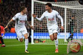 Alli Bantu Tottenham Benamkan Madrid