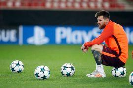 Messi Tak Ingin Ketemu Spanyol di Piala Dunia