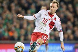 Denmark Lolos Piala Dunia Usai Kandaskan Irlandia
