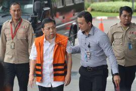 Novanto Surati Golkar Tentang Plt Ketua Umum