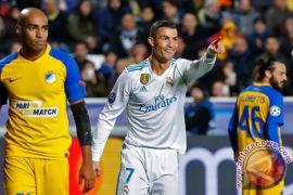 Ronaldo Sumbang Dua Gol Untuk Benamkan Apoel